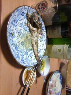本日の晩飯〜