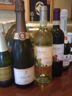 ピエモンテの夏、ま 微発泡ワインが入荷!