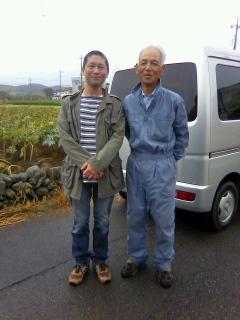 群馬の有機無農薬農家、吉田さん
