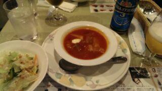 ロシア料理♪