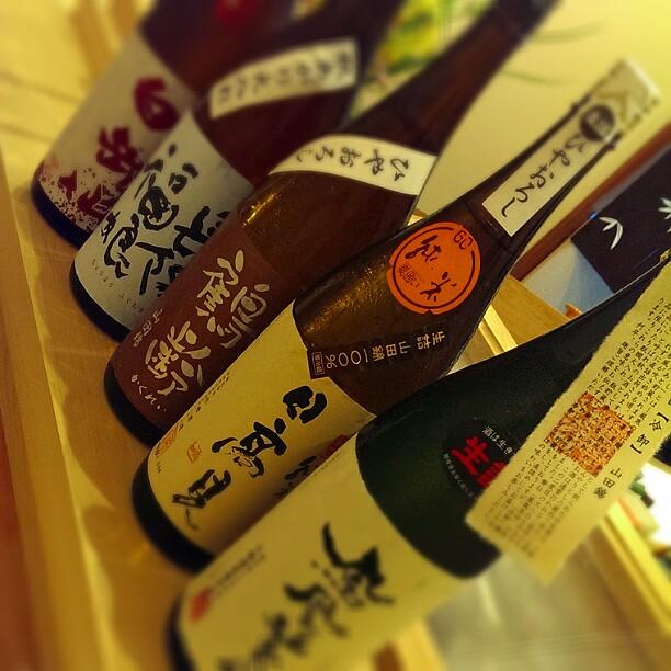 秋酒all500円!秋の日本酒フェア!